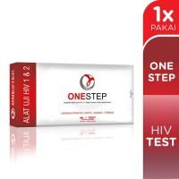 One step alat tes HIV terakurat