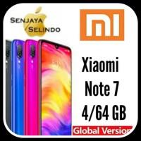 Xiaomi Redmi Note 7 4Gb/64Gb Garansi Distributor 1 Tahun
