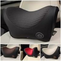 Bantal Mobil Kepala Leher Headrest Memory Foam - Best Quality