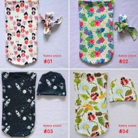 Cocoon Swaddle / Bedong Instant (CUSTOM) - Readystock