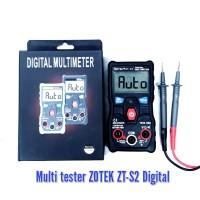 Multitester ZOTEK ZT-S2 Digital Multimeter True RMS Multimeter AC/DC