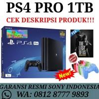 PS 4 PRO 1TB CUH 7006B Garansi Resmi Sony