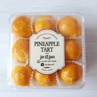 Kue Kering Nastar Nenas Nanas Pineapple Cake Premium Camilan Sehat