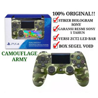 Stik PS4 Playstation 4 DS4 ARMY CAMOUFLAGE Wireless Controller