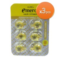 PROMO Emeron Hair Vitamin Damage Care (Triple Pack)