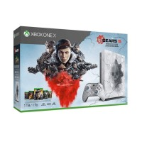 Xbox One X Console 1TB Gears 5 Limited Edition