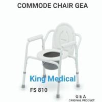Commode Chair Kursi BAB