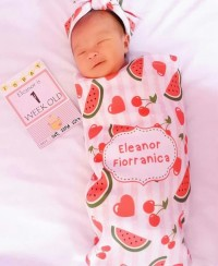 Cocoon Swaddle Bedong Instant Custom - Readystock Grosir/Eceran