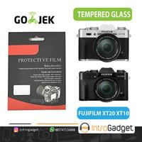 Tempered Glass Fuji XT20 XT10 Fujifilm Screen Protector