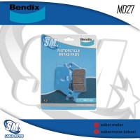 Kanvas/Kampas Rem Vario series, Beat Series Brake Pad Bendix MD27