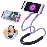 Lazypod Leher Lazy Neck Lazy Pod Holder HP Flexible Hanging Pinggang