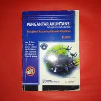 buku pengantar akuntansi adaptasi Indonesia buku 2