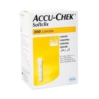 Softclix Accu Chek Blood Lancet eceran