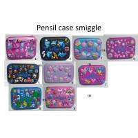 PENCIL CASE SMIGGLE CHINA / TEMPAT PENSIL SMIGLE / KOTAK PENSIL