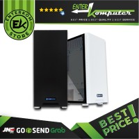 Casing PC CUBE GAMING BRUKS WHITE - ATX / Casing Gaming