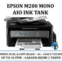 Printer Epson M200 Mono All-in-One Ink Tank Printe SSFX5571
