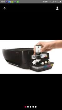 HP PRINTER GT 5820 INK TANK PRINT SCAN COPY SSFX6114