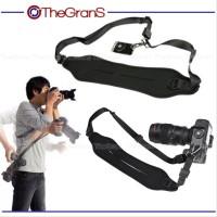 Dijual Strap Kamera Camera Sling Neck Shoulder Hand Quick Rapid Hebat