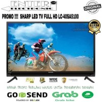 SHARP LED TV LC 40SA5100 I - TV LED 40 INCH FULL HD