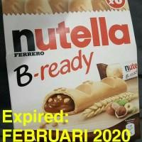 Nutella B-ready | coklat Valentine