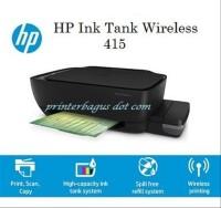 DISKON HP Ink Tank Wireless 415 All in One Printer SSFX6993