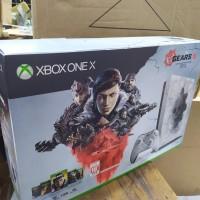 XBOX ONE X 1tb Bundle Gears 5 Limited Edition