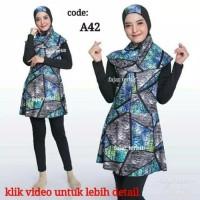 Baju renang wanita muslimah dewasa baju renang perempuan muslim remaja