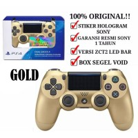 Stik PS4 Playstation 4 DS4 GOLD Wireless Controller