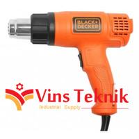 Mesin pemanas Heat gun hot gun KX1800 Black+Decker KX 1800 heatgun