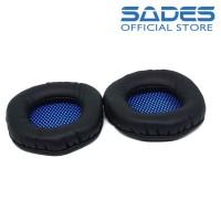 Earcup Headset Sades Bpower SA-739