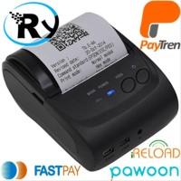 Zjiang Mini Portable Bluetooth Thermal Receipt Printer - ZJ-5802 -