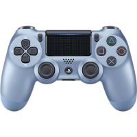 Stick-Stik PS4-PS4 DualShock 4 Wireless Controller Titanium Blue