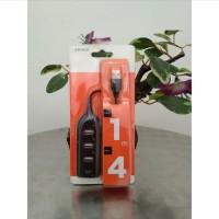 USB HUB 4 PORT CENTRO LISTRIK