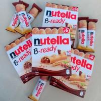 Nutella B Ready isi 6pcs ori Arab Saudi
