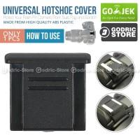 Universal Hot Shoe Cover Cap for Canon - Nikon - Sony - Pentax - Etc