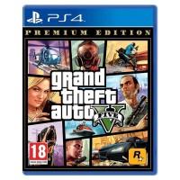 Sony PS4 Grand Theft Auto V (GTA 5) GTA V