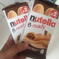 Nutella Bready B-Ready isi 2pcs..