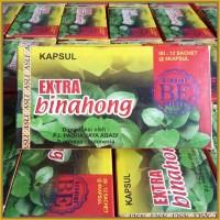 Extra Binahong Original | New Kemasan Kapsul Ekstrak Daun Binahong