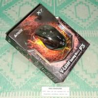 Mouse gaming A4tech X7 F3 macro V-Track 3000 cpi