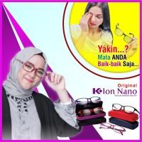 Kacamata Terapi K-ion Nano