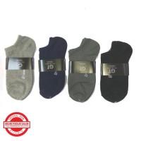 Kaos Kaki Semata Kaki Hidden Socks Invisible Socks GT Man CCS SNEAKER