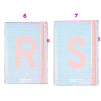 SMIGGLE NOTEBOOK A5 SHIMMY SEQUIN | ORI 100% FROM SG