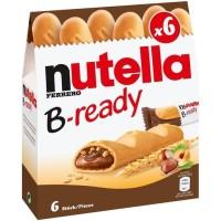 Nutella Bready 6 pcs