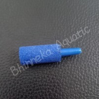 Batu Aerator / Air Stone Blue untuk Aquascape / Aquarium