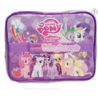 Tas Bekal Lunchbag aluminium foil My Little Pony