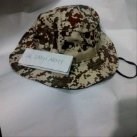 HG 5221 BOONIE HAT TOPI RIMBA TACTICAL ARMY MOLAY LAPANGAN LORENG