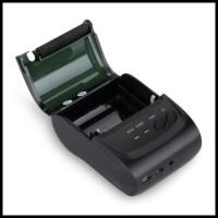 Termurah - Mini Portable Bluetooth Thermal Receipt Printer Zjiang