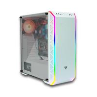 Casing PC PRIME A-[G] WHITE - PREMIUM GAMING CASE / Casing Gaming