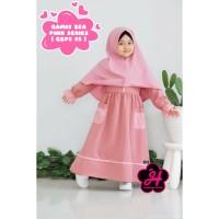GSKR-gamis anak perempuan baju muslim anak perempuan baju muslim syari