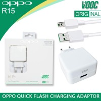 Charger Oppo F9 F7 A3S Find 7 Vooc Flash Charge Original Model R15